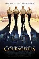 Courageous movie poster (2011) picture MOV_ad4001f8