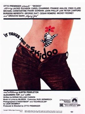 Skidoo movie poster (1968) poster MOV_ad421a57
