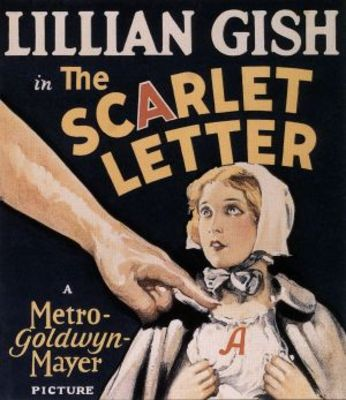 The Scarlet Letter movie poster (1926) poster MOV_ad45016b