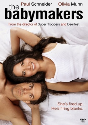 The Babymakers movie poster (2012) poster MOV_ad455503