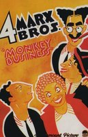 Monkey Business movie poster (1931) picture MOV_d134860b
