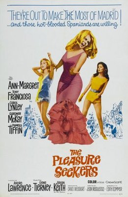 The Pleasure Seekers movie poster (1964) poster MOV_ad4e7698