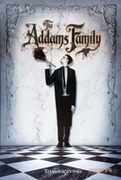 The Addams Family movie poster (1991) picture MOV_10b52a0f