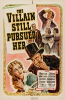 The Villain Still Pursued Her movie poster (1940) picture MOV_ad525b5b