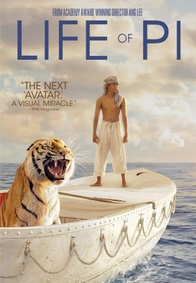 Life of Pi movie poster (2012) poster MOV_ad554f03