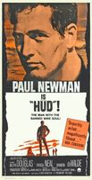 Hud movie poster (1963) picture MOV_ad5b62f9