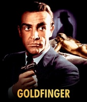 Goldfinger movie poster (1964) picture MOV_ad6085d1