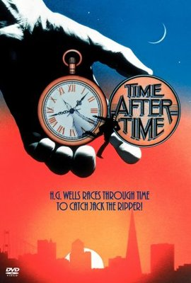 Time After Time movie poster (1979) poster MOV_ad64017a