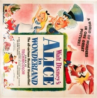 Alice in Wonderland movie poster (1951) picture MOV_ad71436b