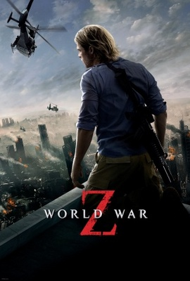 World War Z movie poster (2013) poster MOV_ad72c504