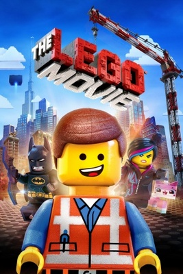The Lego Movie movie poster (2014) poster MOV_ad72c855