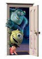 Monsters Inc movie poster (2001) picture MOV_ad745ea5