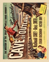 Cave of Outlaws movie poster (1951) picture MOV_ad7cfb91