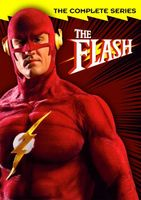The Flash movie poster (1990) picture MOV_ad872845
