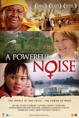 A Powerful Noise movie poster (2008) poster MOV_ad8c5331