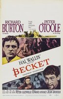 Becket movie poster (1964) picture MOV_ad8f924d
