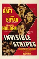 Invisible Stripes movie poster (1939) picture MOV_ad90fcb2