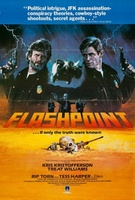 Flashpoint movie poster (1984) picture MOV_ad91c2b9
