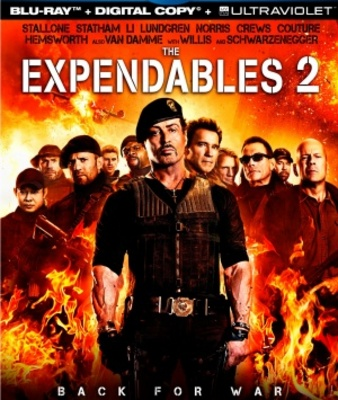 The Expendables 2 movie poster (2012) poster MOV_ada057f4