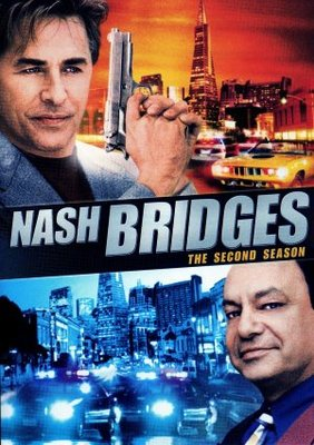 Nash Bridges movie poster (1996) poster MOV_ada083ae