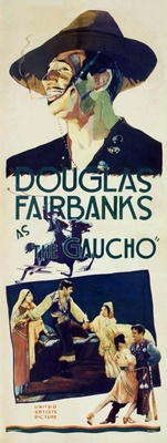 The Gaucho movie poster (1927) poster MOV_ada8029c