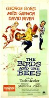 The Birds and the Bees movie poster (1956) picture MOV_ada952f6