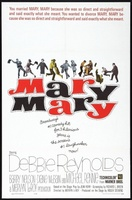 Mary, Mary movie poster (1963) picture MOV_adb3bdae