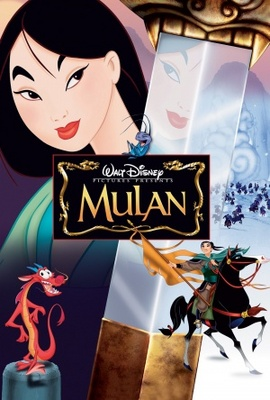 Mulan movie poster (1998) poster MOV_adb5bc78