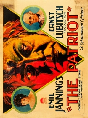 The Patriot movie poster (1928) poster MOV_adba4c35