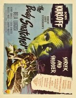 The Body Snatcher movie poster (1945) picture MOV_adbafd4a