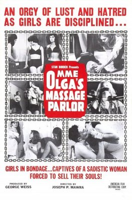 Mme. Olga's Massage Parlor movie poster (1965) poster MOV_adbc936c