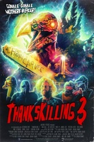 ThanksKilling 3 movie poster (2012) picture MOV_adc3ec73