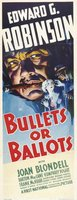 Bullets or Ballots movie poster (1936) picture MOV_adc53e0e