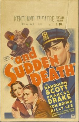 And Sudden Death movie poster (1936) poster MOV_adc77f2f