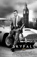 Skyfall movie poster (2012) picture MOV_fa9f5bcf
