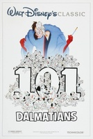 One Hundred and One Dalmatians movie poster (1961) picture MOV_add3a63b