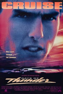 Days of Thunder movie poster (1990) poster MOV_addb720b