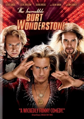 The Incredible Burt Wonderstone movie poster (2013) poster MOV_ade05d6c