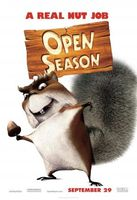 Open Season movie poster (2006) picture MOV_4f7dca18