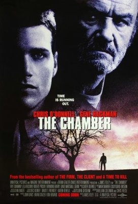 The Chamber movie poster (1996) poster MOV_ade3b325