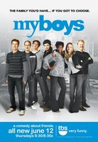 My Boys movie poster (2006) picture MOV_ade60b90