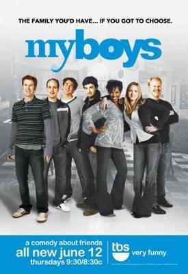 My Boys movie poster (2006) poster MOV_ade60b90