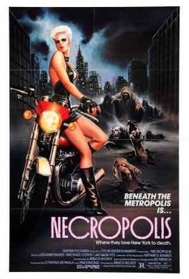 Necropolis movie poster (1987) poster MOV_ade8a18f