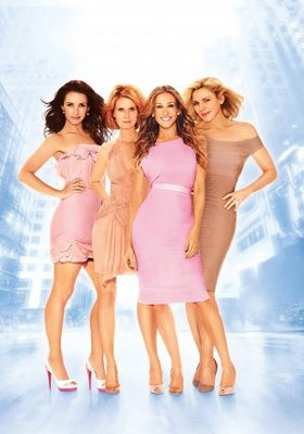 Sex and the City 2 movie poster (2010) poster MOV_ade92500