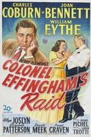 Colonel Effingham's Raid movie poster (1946) picture MOV_adefc20a