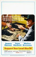 Support Your Local Sheriff! movie poster (1969) picture MOV_adf2c182