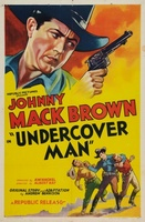 Under Cover Man movie poster (1936) picture MOV_adf2d62b