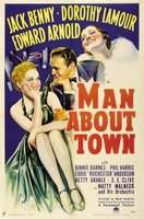 Man About Town movie poster (1939) picture MOV_adf854ee