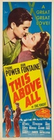 This Above All movie poster (1942) picture MOV_adfced9a