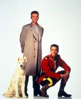 Due South movie poster (1994) picture MOV_adfdf2e8